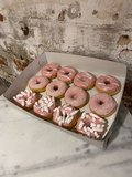 Donuts pink_
