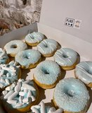 Donuts blue_