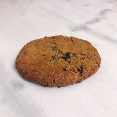 Cranberry cookie vegan