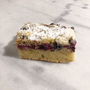 Berry Crumble Vegan